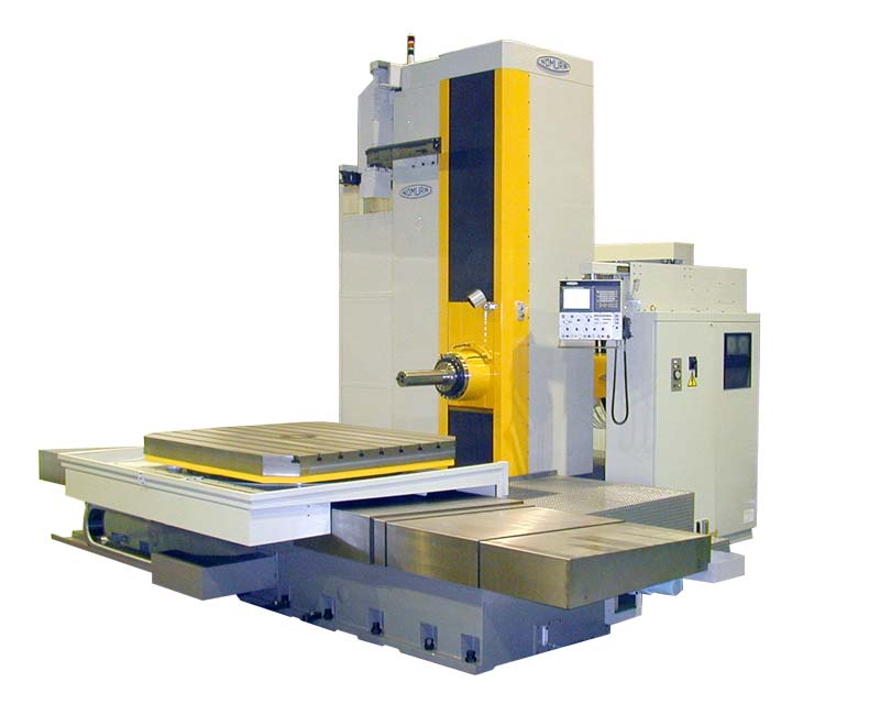 HB-135 Series CNC Table Type Horizontal Boring and Milling Machine